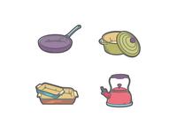 Kitchen icon pack 2