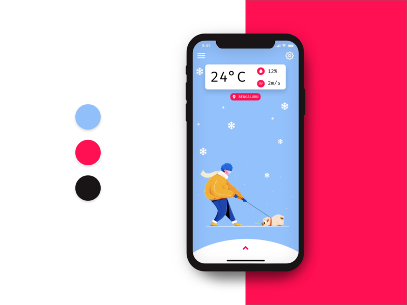 Daily UI 037 - Weather