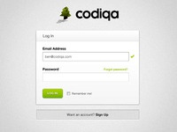 New Codiqa Login
