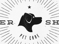 Buster Shuffle Pet Care Logo