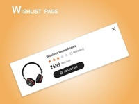 Wishlist Page . .   Webdesign   Businesscards   Landingpage   Mo