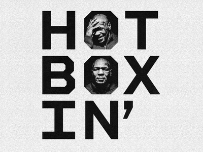 Hotboxin' boxing with Mike Tyson typography boxing shirt tshirt apparel tyson mike tyson