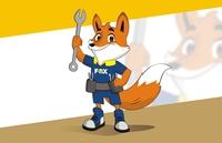Fox repairman