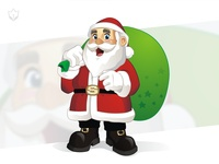 Santa Claus exclusive character for SALE