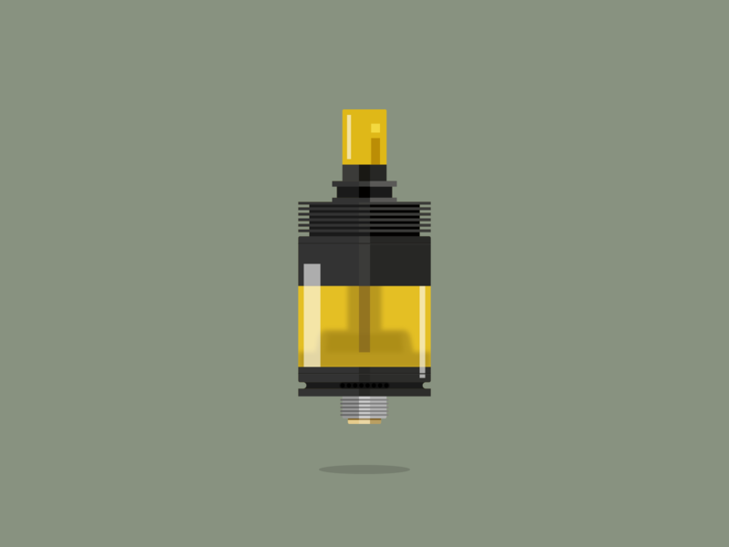 Atomizer illustration