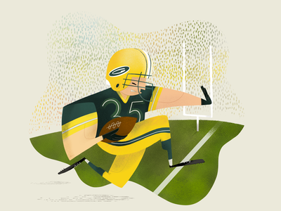 Football player football nfl