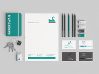 PAPERSWAN - CORPORATE DESIGN
