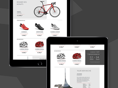 Shift Bikestore benedickt shift onlineshop