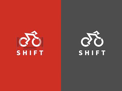 Shift Logo branding logo shift