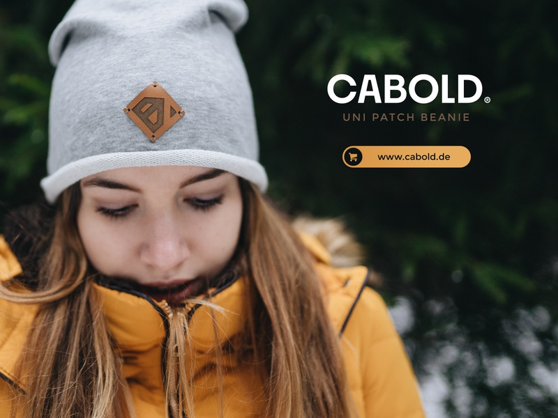 Cabold Banner by Nico Benedickt // Buero Benedickt