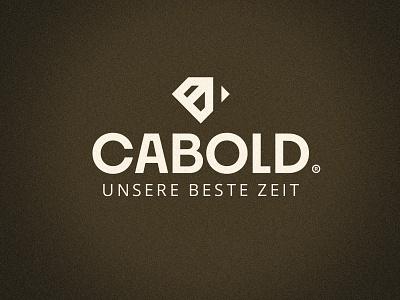 CABOLD by Buero Benedickt logo branding logodesigner logodesign