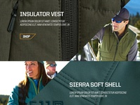 511 Tactical - Out There Wear Campaign