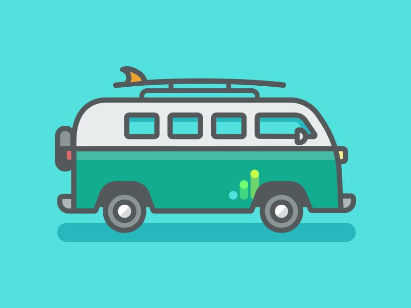 Growthhackers Adventuremobile adventuremobile illustration