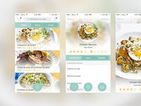 Epicurium iPhone app
