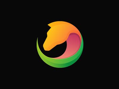 Horse Logo (Sale) colourful logo gradient logo horse gradient logo logotype colourful buy logo logo sale logo for sale discount horse logo sale horses horse logo for sale horse horse logo vector gradient branding logo design logo