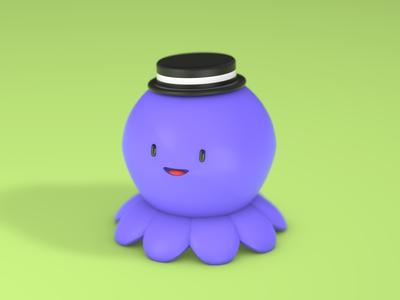 Tiny Octupus