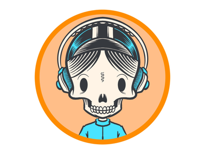 Headphone skull music headphones dead skulls skull