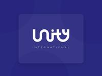 Unity International Logo Design