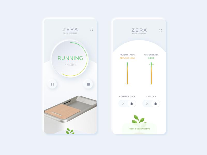 First attempt at creating Neumorphic UI iphoneapp app iosapp ui mobileappdesign uxui uxdesign uidesign interfacedesign design