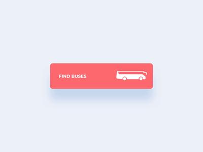 Find Buses Button Animation illustration automobile uxdesign behance button design medium article ui mobileappdesign uidesign interfacedesign design