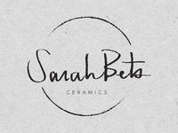 SarahBets Cermics Logo