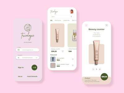 Tricologie Beauty App