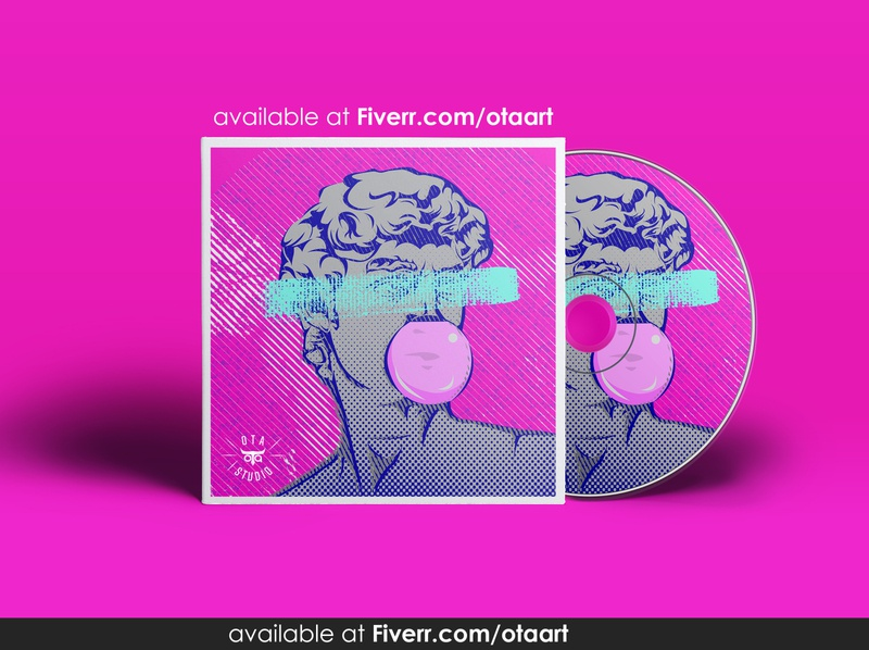 Custom Cover CD Single or album