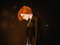 Hayley williams in vector
