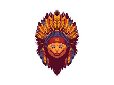 Native American Cat
