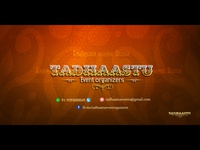 Tadhaastu Photography English Logo Design _Graphicpen Design