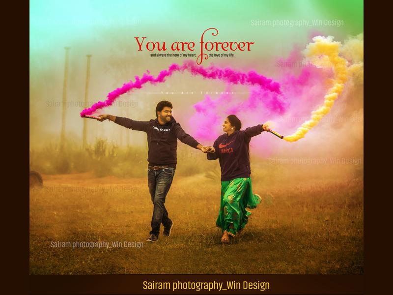 Sairam Photography_Win Digitals Design by Shivakumar on Dribbble