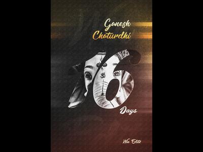 16days For ganesh Chaturdhi