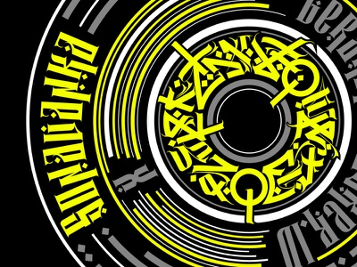 Modern Calligraphy logo calligraphy vector typography illustration design