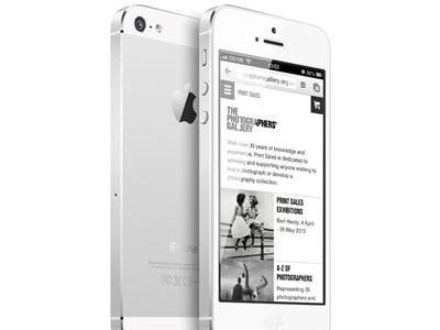 TPG - Responsive website responsive website mobile