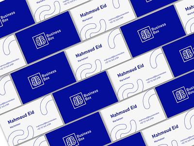 BB - business card icon design illustrator app illustration flat vector logo identity branding