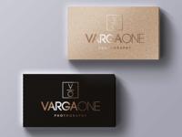 Vargaone Photo Logo Design