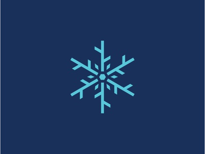 Snow Snowflake snow blue cold tundra together snowflake