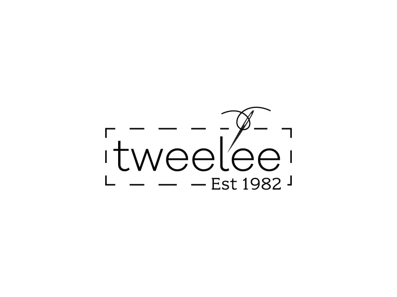 tweelee small-business sew crafter logo