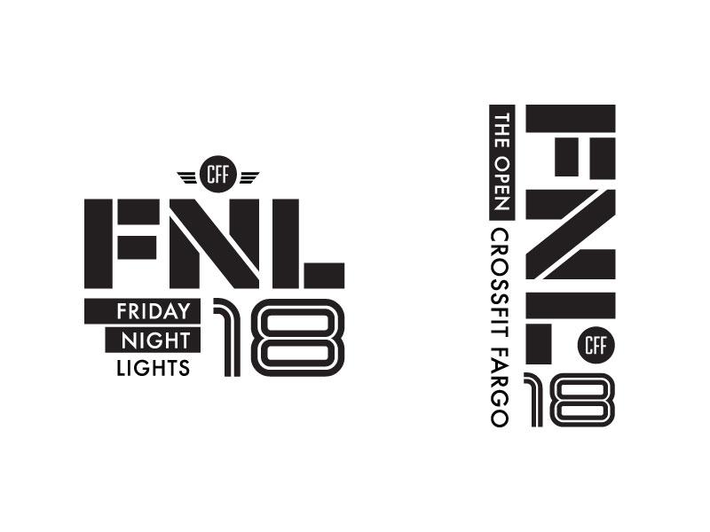 Friday Night Lights north dakota athletic apparel gym the open crossfit fargo crossfit