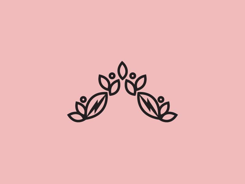 you should see me in a crown feminine flower crown leaves flower