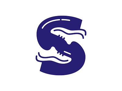 Sneakers logo design logodesign logotype logo s logo mark sneakers sneaker s letter logo s letter s logo