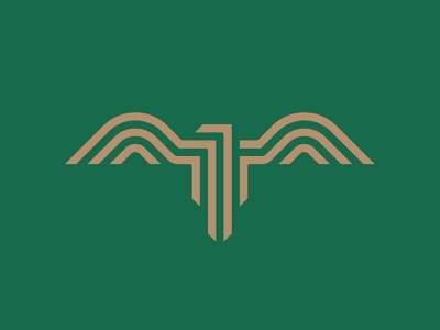 1 + Eagle logo branding vector emblem logos design logodesign logo design logotype logo eagle logo eagle