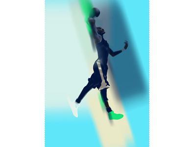 BALL1 ball branding design realistic neon light neon light vector illustration