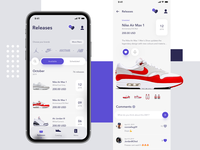 SneakersCrush App - Redesign