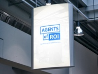Agents of ROI | Logo