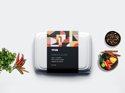 TFIN package branding