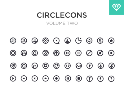 Circlecons Vol2 Sketch Download