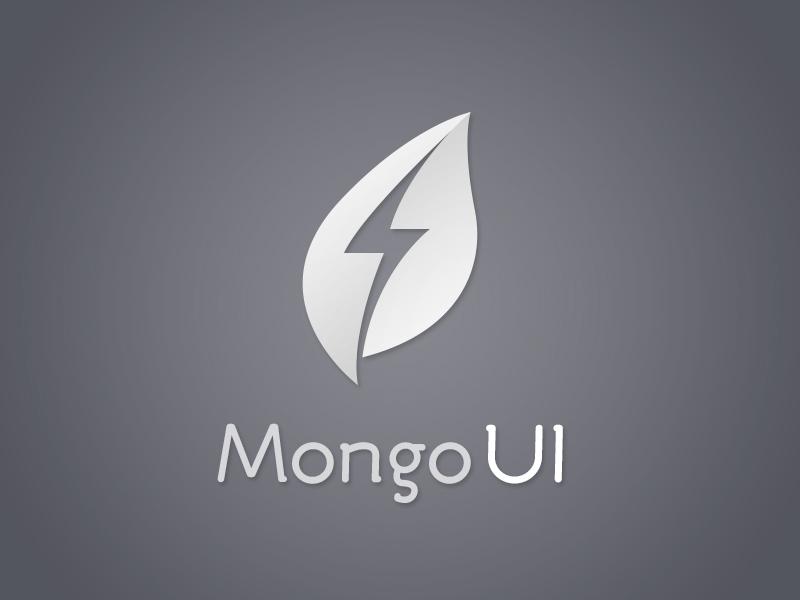 MongoDB UI mongodb gui desktop app logo leaf connection