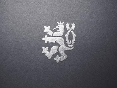 CZECH LION LOGO