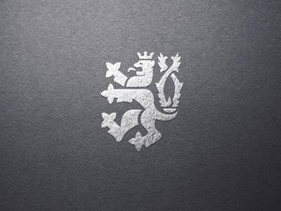 CZECH LION LOGO